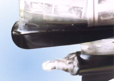 Outboard Lower Unit Repair and Repaint