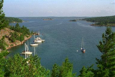 Manitoulin Island Ontario