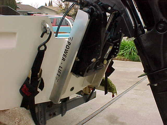 13' Engine Mounting Height Recommendation - 25hp ...