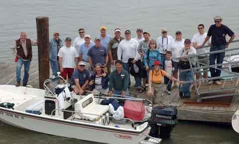 PHOTO: Northern California Boston Whaler Rendezvous 2006