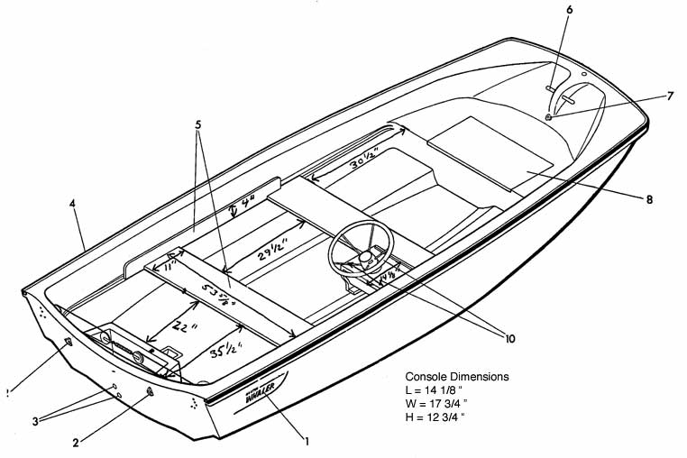 1986 Boston Whaler Wiring Diagram
