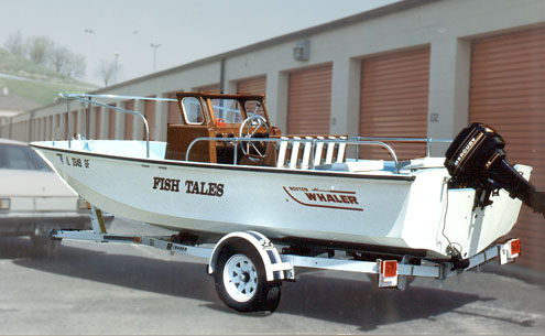 Classic Whaler: Boston Whaler 16/17-Foot: Models