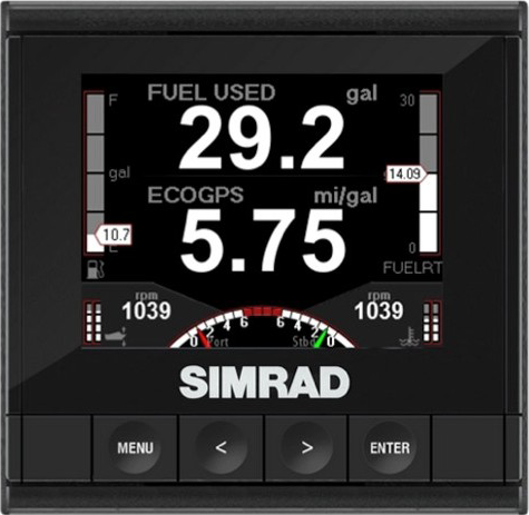 SIMRAD IS35 color display