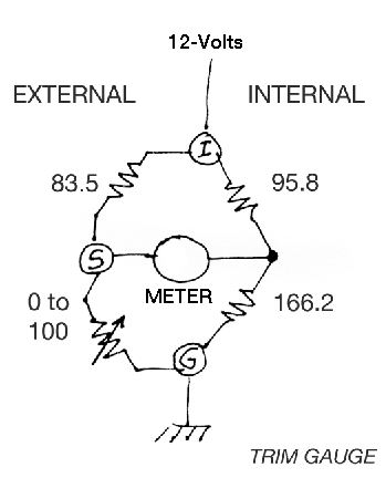 mercury trim gauge wiring diagram wiring diagram and schematic i need a wiring diagram for 1976 mercruiser trim pump im