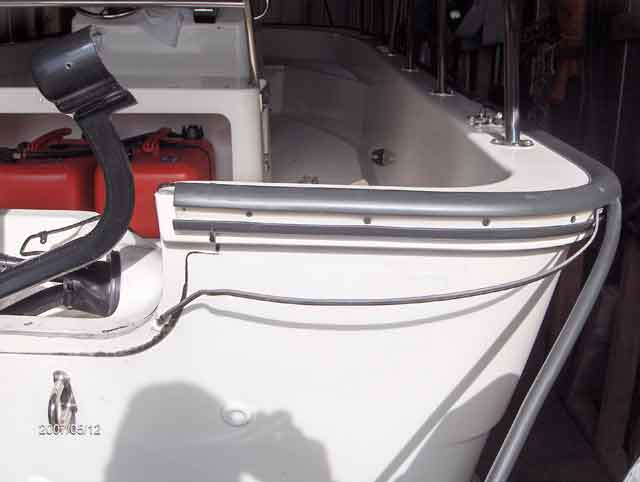 Continuouswave Whaler Reference 170 Montauk Auxiliary Motor