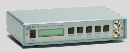 Photo: DSC Test Generator