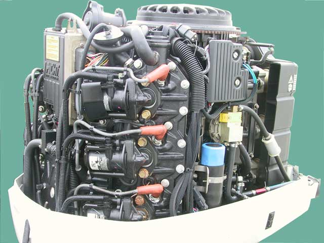 1998 evinrude 225 ficht - the hull truth - boating and ... oil injector wiring diagram johnson