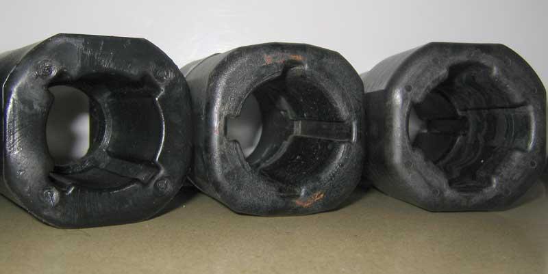 Photo: Mercury FloTorq adapters