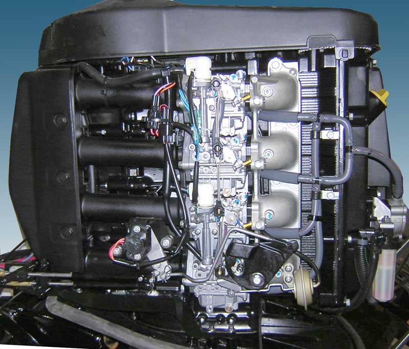 Merc Fourstroke on 1996 Force Outboard Motor Wiring Diagram