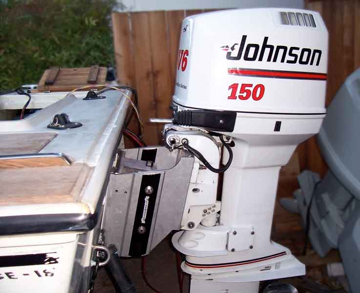 Johnson outboard boat motor repair all boats for Outboard boat motor repair