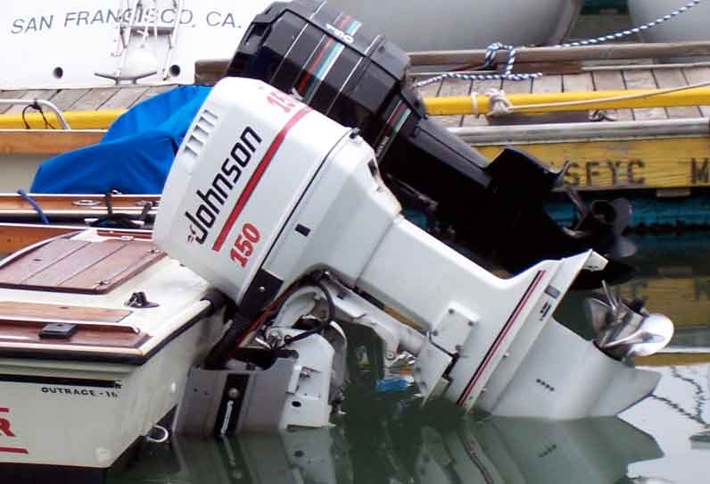 Continuouswave whaler reference conversion of boston whaler photo rigging details sciox Choice Image